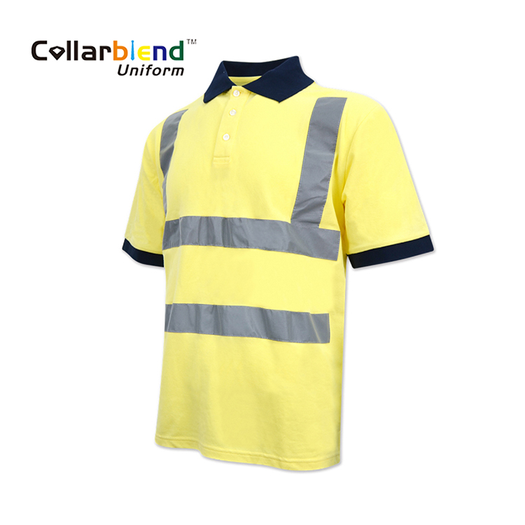 Yellow Reflective Uniform