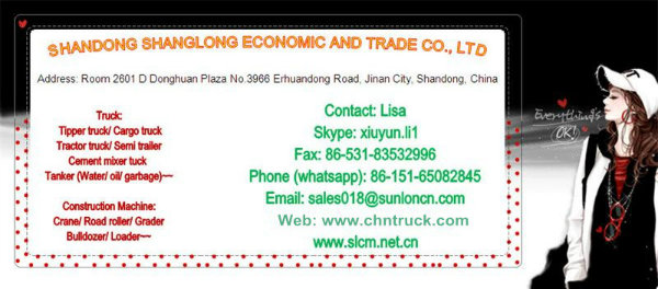 HOWO 8X4 371HP Tipper Truck 25 Cbm