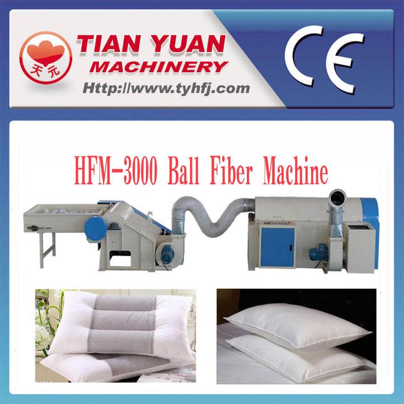 Polyester Ball Fiber Pillow Filling Machine (HFM-3000)