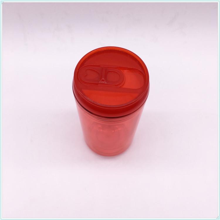 16 Oz Plastic Coffee Cup or Coffee Mug 2016 New Plastic Water Bottle BPA Free