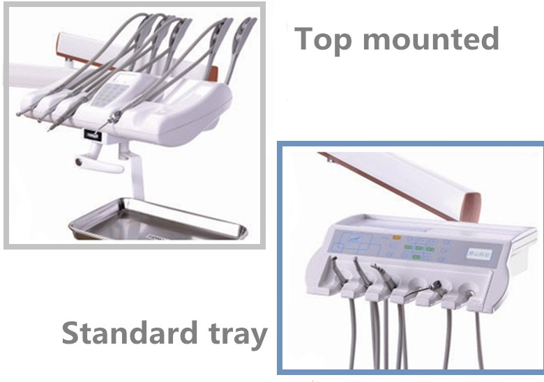 Hot Sale Medical Computer Controlled Integral Dental Chair Unit