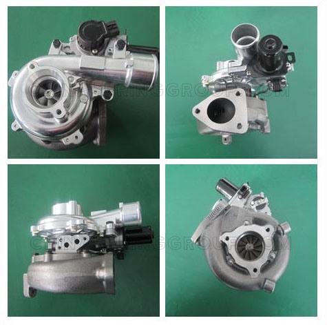 CT16V Electric Valveturbo Charger 1720130110 17201-30110 17201-Ol040 172010L040 Turbocharger for Toyota