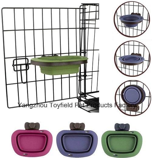 Pet Supply Dog Product Ceramic Food Water Dog Bowl