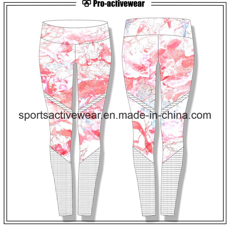 Women Jogging Pants and Tights, Yoga Pants, Custom Compression Pants