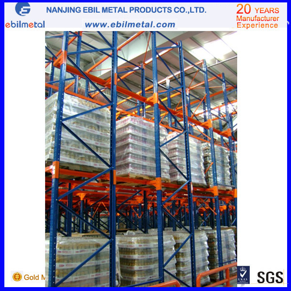 Widely Used Metallic Drive in Pallet Racking High Quality