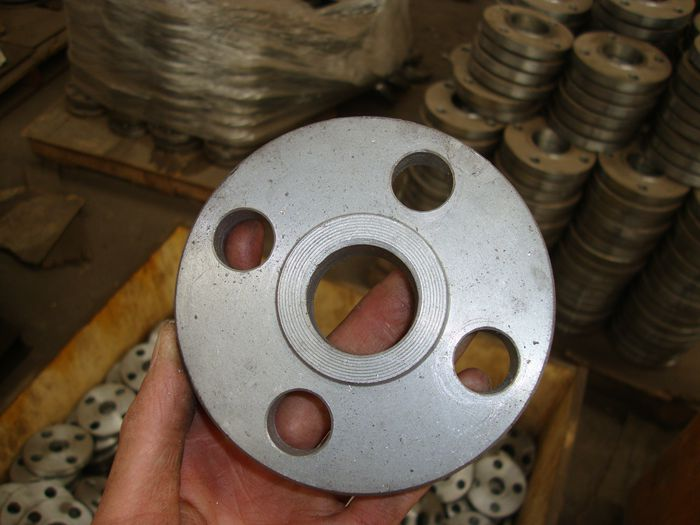 Russian Standard A105 Carbon Steel Flange 12820