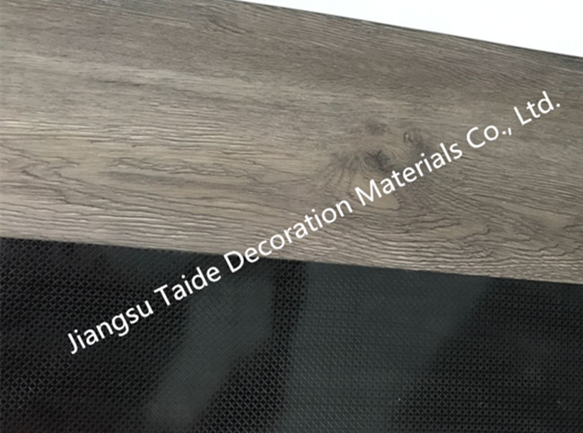 Factory Hot Sale Loose Lay Wood Design Vinyl Flooring