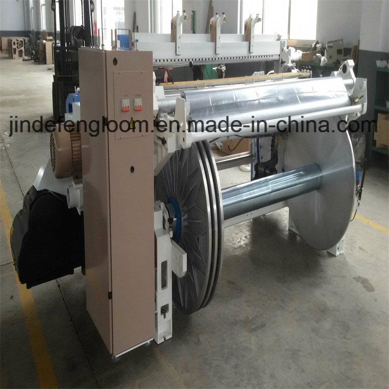Brand New Shuttle Less Air-Jet Loom with Staubli Cam Shedding