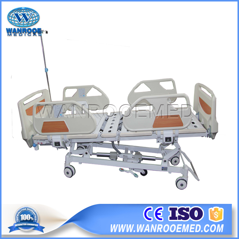 Bae502 Stringent Quality Hospital Electric Adjustable Bed with X-ray Available