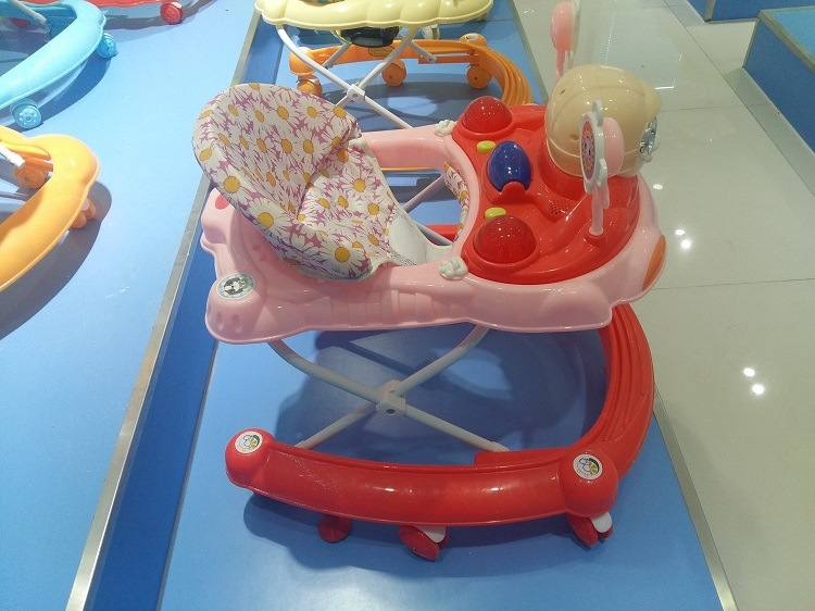 Baby Walker with Music and Many Toys /Children Walker