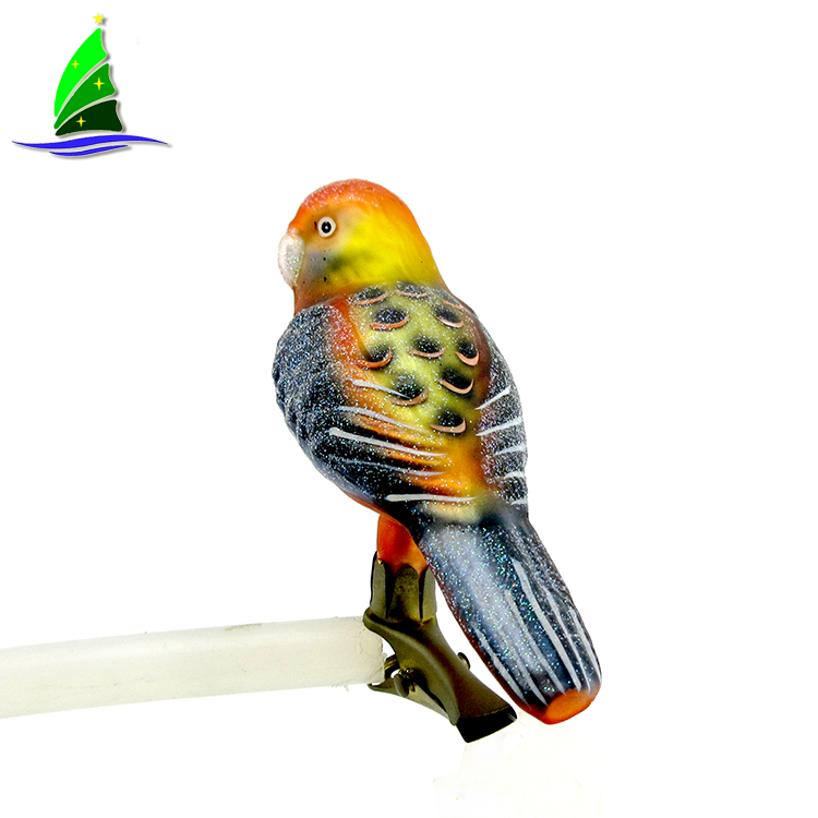 Parrot Ornament Bird Figurine