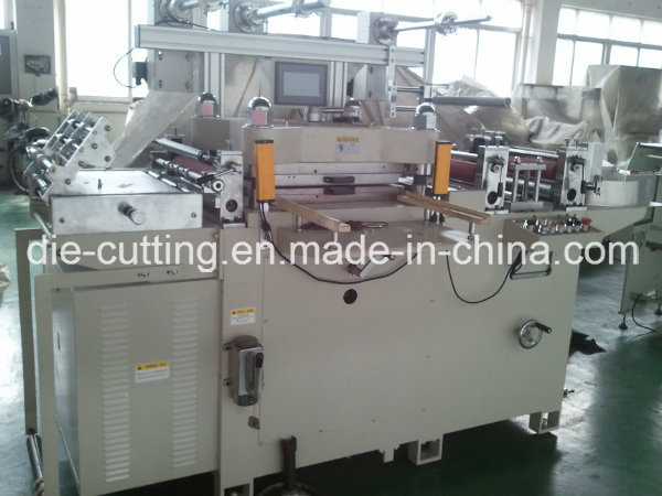 Die Cutting Machine for Ribbon Bow Stickers