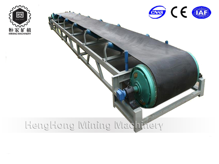Factory Sales Mineral Transport Machine-Belt Conveyor