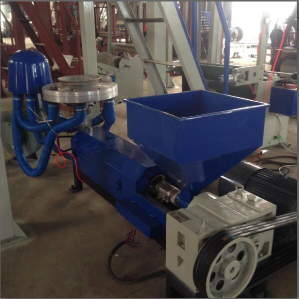 Sj-50-700 PE Film Extruder for Plastic Bag Production Line