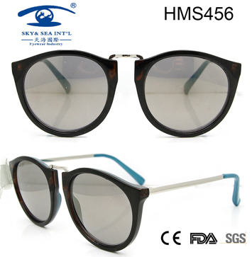 Hot Sale Fashion Acetate Sunglasses (HMS456)