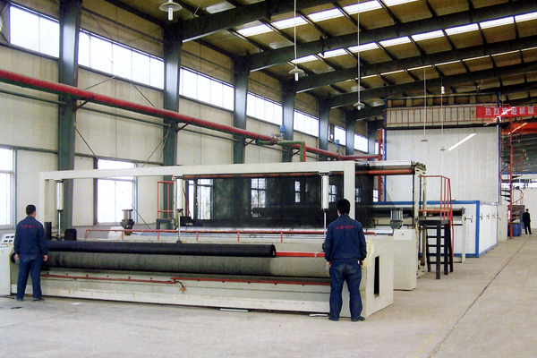 Self-Adhesive Glass Fiber Bitumen Coated Reinforcement Geogrid ASTM D 5261