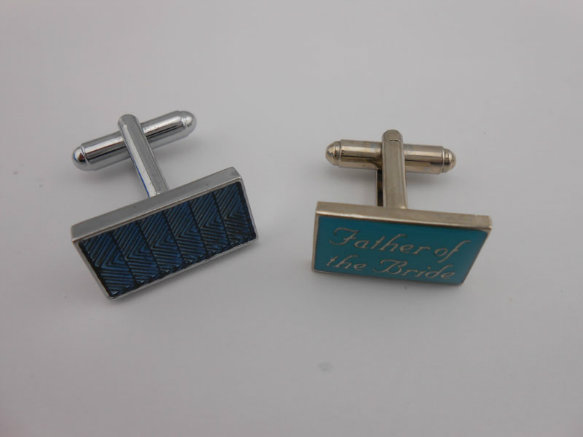 Custom Master Metal Cufflinks Square Cufflink (GZHY-XK-005)