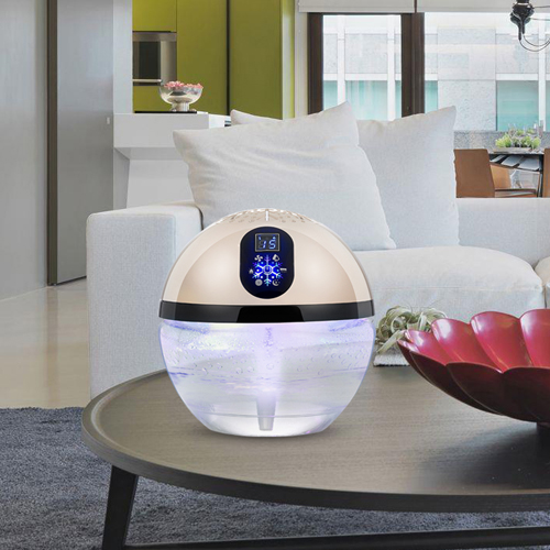 Rainbow Air Purifier with LED