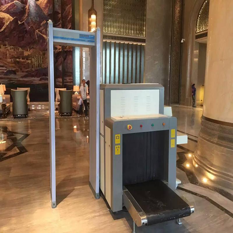Security Luggage X-ray Scanning Machine