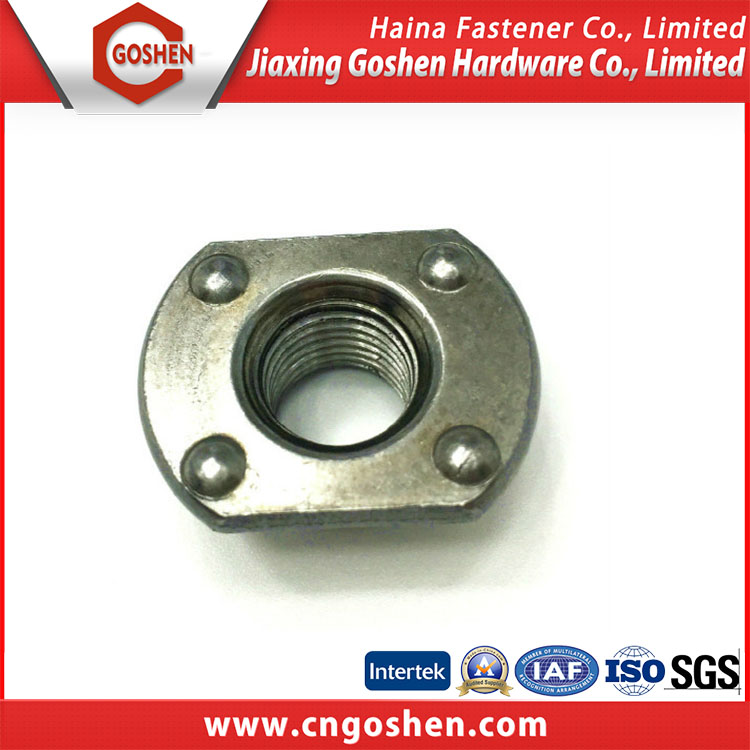 Steel T Head Weld Nut M8