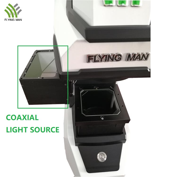 Optical image measuring instruments