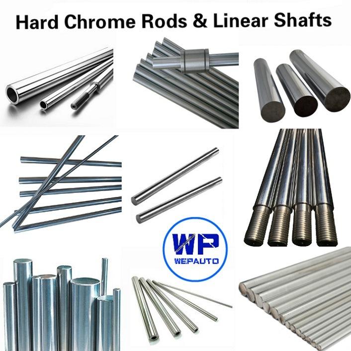 SAE1045 S45c Ck45 Hard Chrome Plated Steel Bar