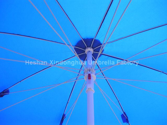 Beach Umbrella with Tilt for Advertising (BU-0045T)