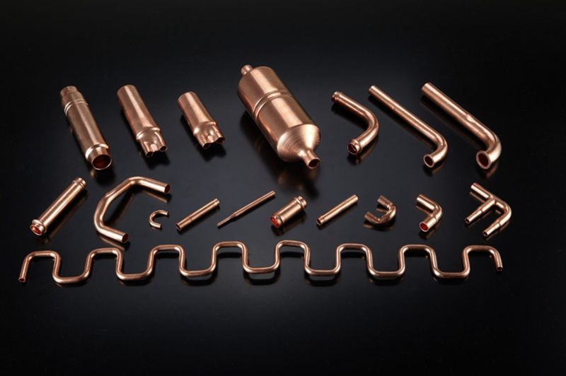 OEM Service Copper Pipe Fitting Products
