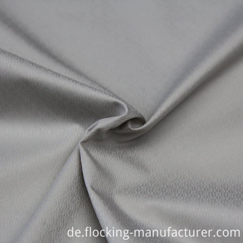 Dobby Polyester Pongee Fabric for Mens Garment