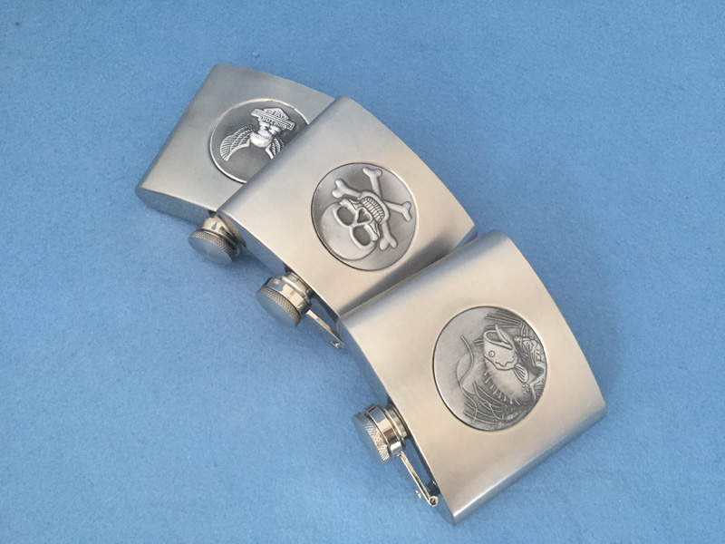 9 Oz Staniless Steel Hip Flask/Whisky Flask for Promotion