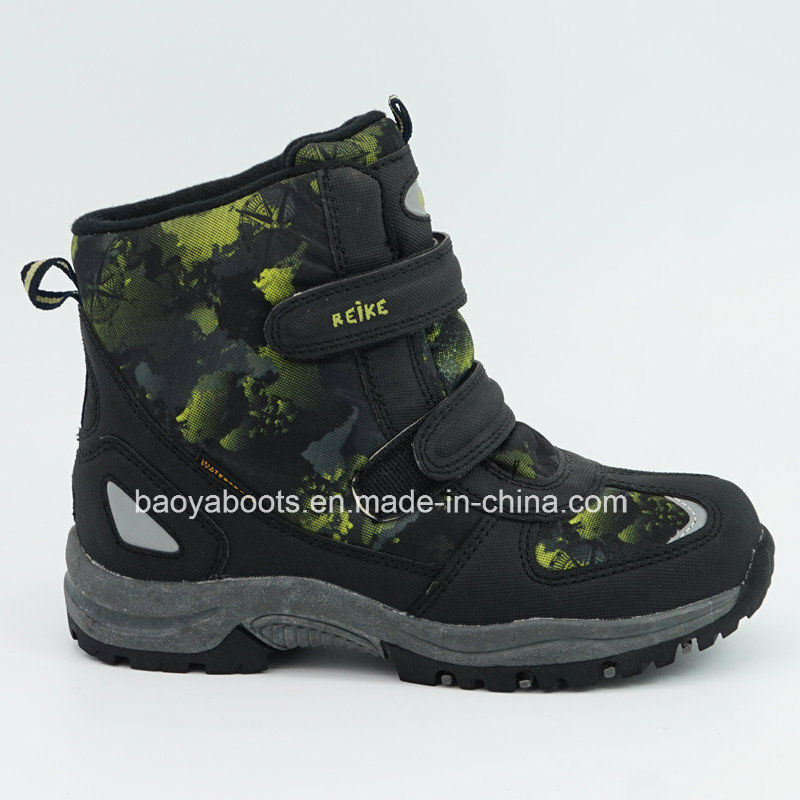 Children Outdoor Shoes Sports Hiking Shoes Waterproof