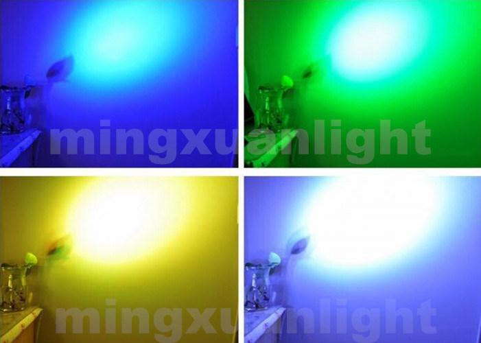 Best Price Slim PAR LED 7PCS with IR Remote