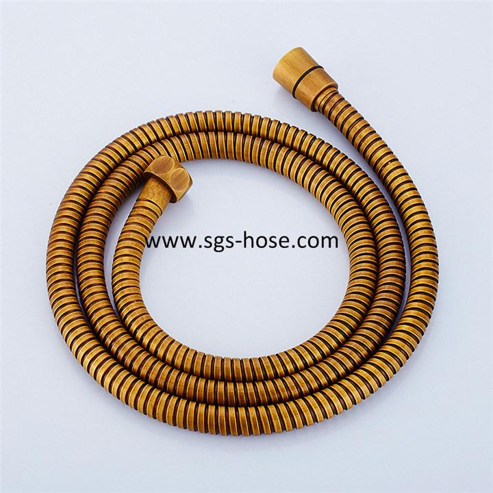European Market Flexible Copper Shower Pipe