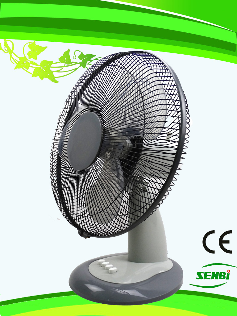 12V DC Solar Table Fan (SB-T-DC12B) 1