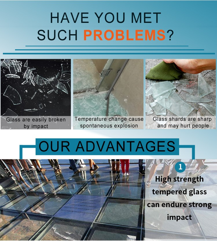 high strength tempered glass
