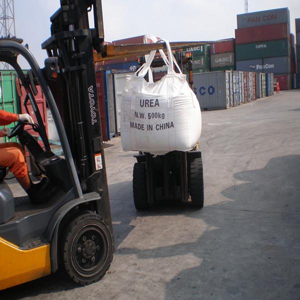 Prilled Urea 46% Min Made in China
