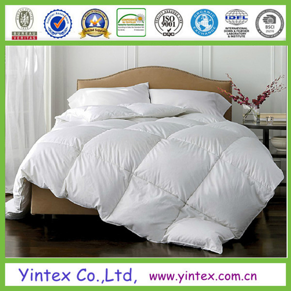 Luxury Hotel Down Duvet (Comforter)