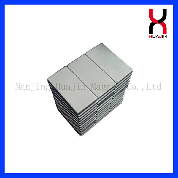 Rare Earth NdFeB Rectangle Magnet N52 (square shape)