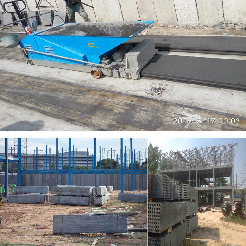 Roof and Wall Panel Forming Machine Used for Exterior Wal