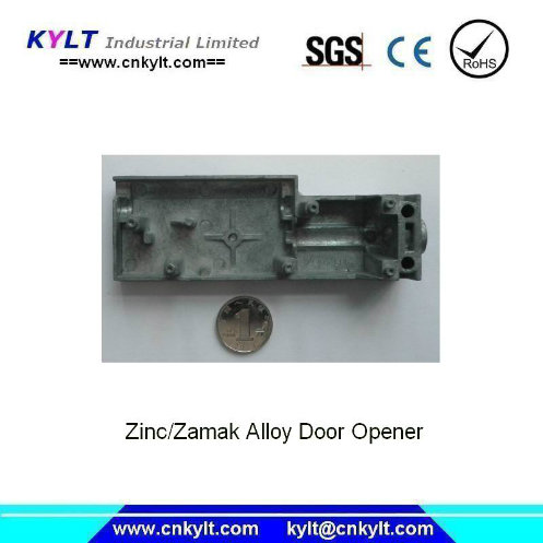 Aluminum Alloy Die Casting Cover/Shell Products for Door Closer