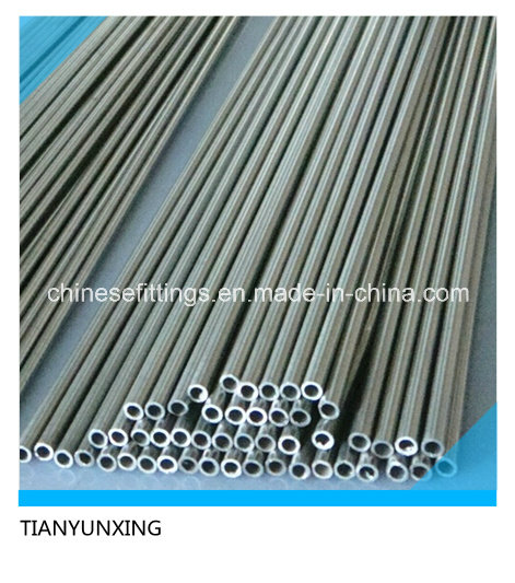 Seamless Straight Stainless Steel Pipe Capillary Tube