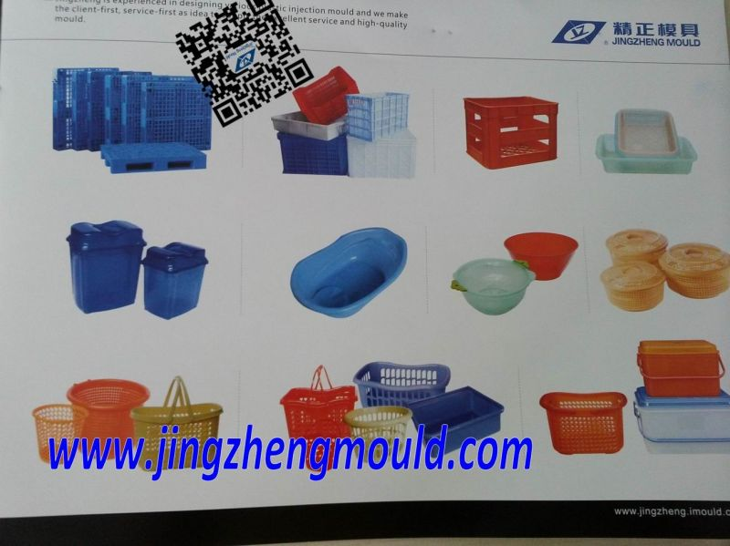 PP Household Bucket Mould
