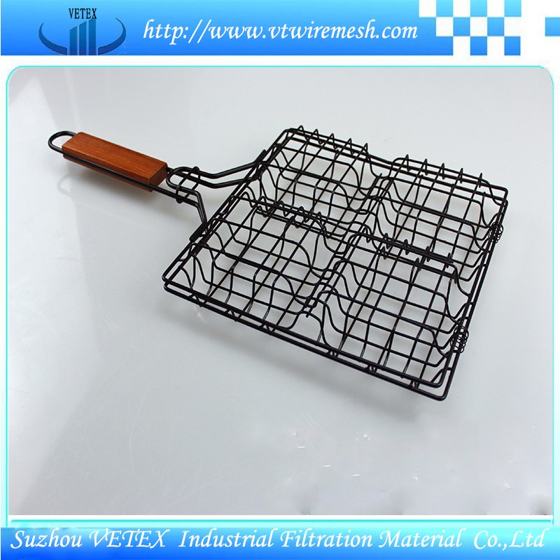 Stainless Steel BBQ Wire Mesh Used for Picnic