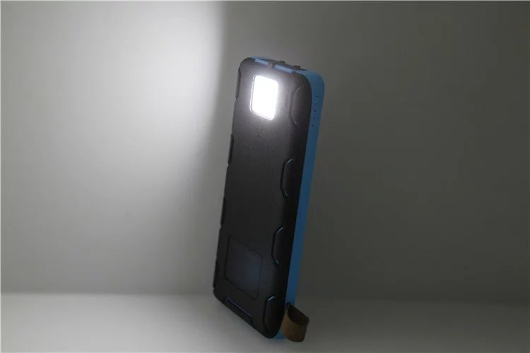 Foldable Solar Panel Mobile Phone Power Bank Charger Gift in High Quality Class