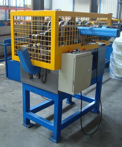 Portable Downpipe Forming Machine, Downspout Machine, Rainspout Machine