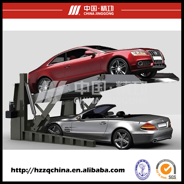 Hot Sale Automated Parking System and Parking Lift for Cars