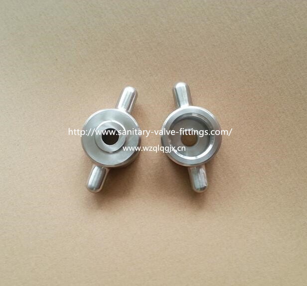 Sanitary Stainless Steel Special Ferrule Fittings Pump Parts