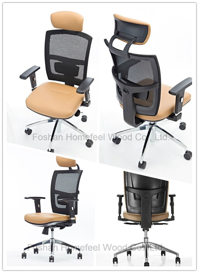 Modern Mesh High Back Swivel Executive Office Boss Chair (HF-CM347)
