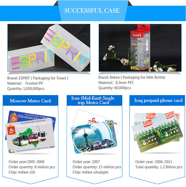High Quality Plastic Transparent Food Packaging Box