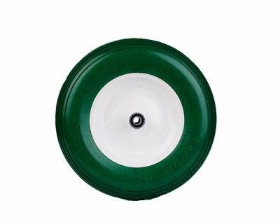 Green PU Foam Lown Mower Tire